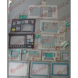 Siemens 6AV3 647-2mm13-5cg0 OP47-12 Commutateur clavier clavier à membrane