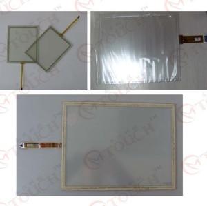 amt9501 écran tactile en verre numériseur membrane panneau