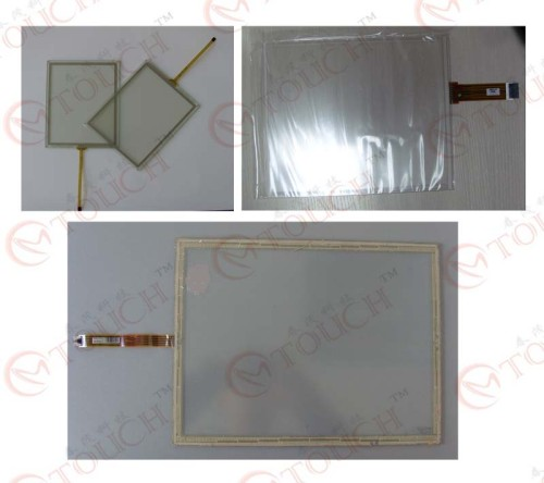 amt9501 غشاء الشاشات التي تعمل باللمس لوحة الزجاج التحويل الرقمي
