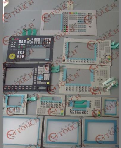 سيمنز 6av3 515-1ma22 التبديل لوحة المفاتيح لوحة المفاتيح غشاء op15/c2