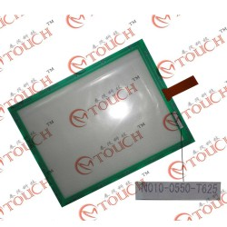 n010-0550-T625-10.4 écran tactile en verre panneau numériseur