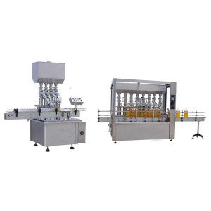 automatic honey filling and sealing  line