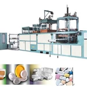 biodegradable hamburger box forming machine 0086-13939083413