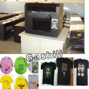 hot-selling T-shirt flatbed printer  0086-13939083413