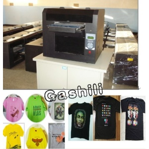 hot-selling T-shirt flatbed printer  0086-13939083413