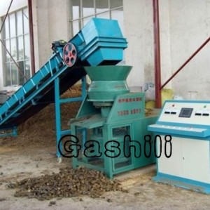 good-performance straw forming machine