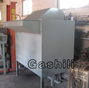 automatic cashew nuts shelling machine