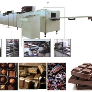 Chocolate forming making line 0086-13939083462