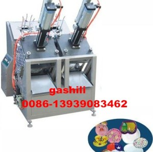 GLZ-400 Automatic Paper Plate Machine