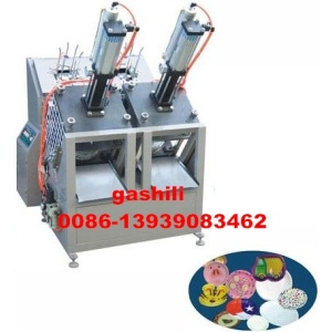 High Speed Paper Plate Forming Machine