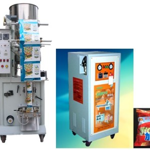 potato chips nitrogen filling packing machine