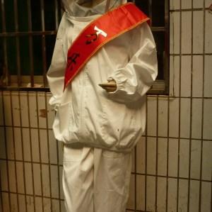 cotton bee jacket
