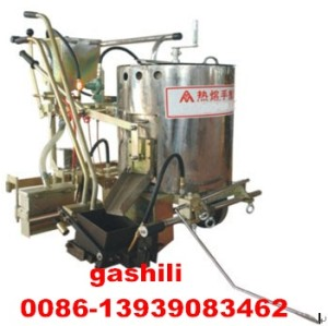 Hot melt type marking machine for road 0086-13939083462