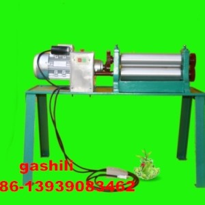 Hot selling electrical bee wax flaking machine