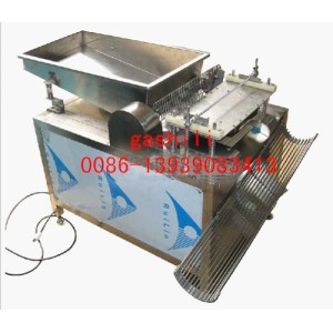 Quail eggs decorticating machine, quail eggs peeling machine