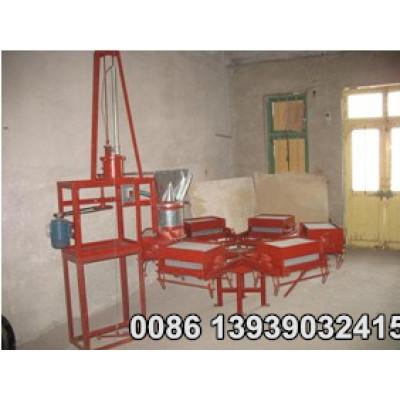 gypsum powder chalk making machine GL800-6