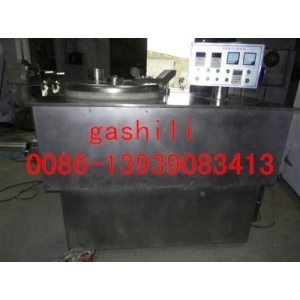 High -speed mixer granulator