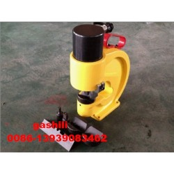 Split hydraulic punching machine 0086-13939083462