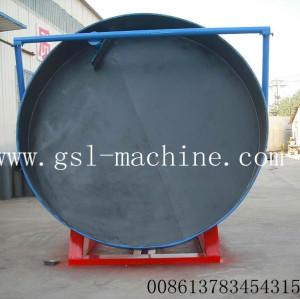 Disco Granulador para fertilizantes