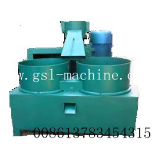 Maquina de Disco para granular Fertilizantes