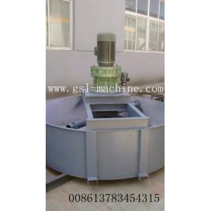 Disco mezclador de fertilizantes