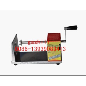 hot selling manual type Tornado potato maker