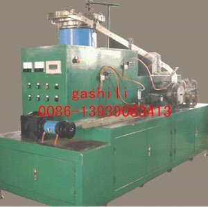 Fully-automatic coil nail making machine