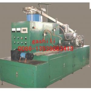 Maquina automatica de fabricación de bobinas de clavos