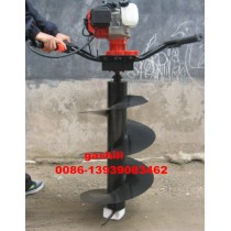 small model planting hole digging machine