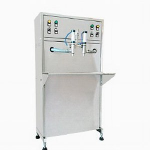 Double head honey filling machine  0086-15890067264