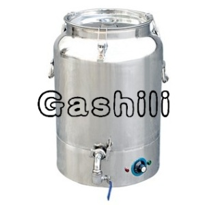 Self-heating crystal-melting honey barrel    0086-15890067264