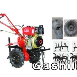 farm plow tiller 6HP, 9hp, 10hp, 12hp