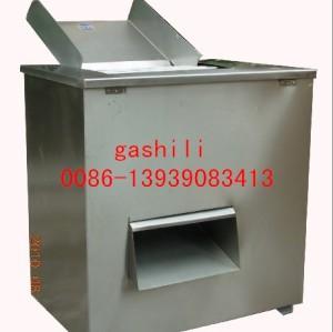 Fresh fish slicing machine