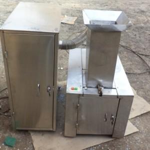 lab use animal bone crushing machine