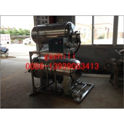 Automation stainless steel double electric heating horizontal sterilizer