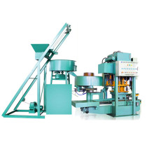 roof tiles making machine from henry
