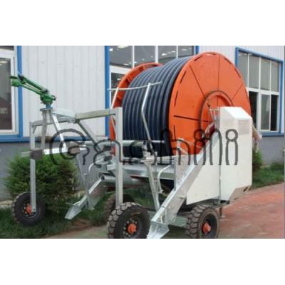 single-nozzle reel irrigation machine
