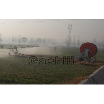 modern farm water sprinkler irrigation system