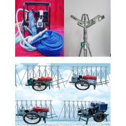 Farm Irrigation Machine