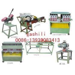 bamboo stick making machine