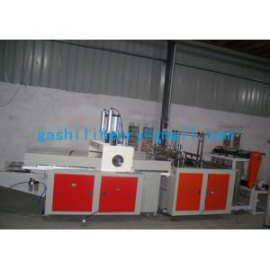 Full Automatic T-shirt Bag making Machine  008613783454315