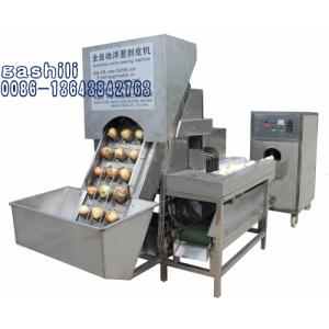 Large  capacity onion peeler onion peeling machine 0086-13643842763