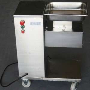 Automatic meat cutter meat processing machine  from henry