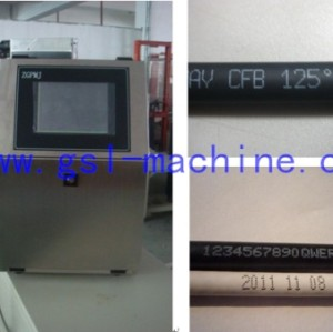 wire and cable printing machine   0086-15890067264