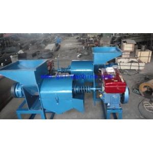 new design small palm oil press machine