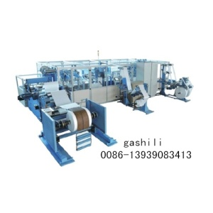 pp woven bags making machines