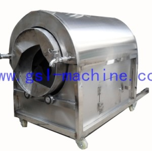 Charcoal Coal and Woods fired coffee beans sunflower seed chestnut  nuts ashew  peanuts soybeans  corn roaster/fryer