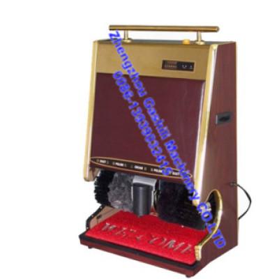 public craft veneer shoe poshing machine