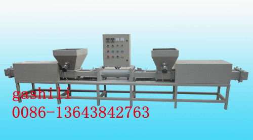Wood pallet block making machine 0086-13643842763