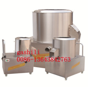 potato washing machine 0086-13643842763